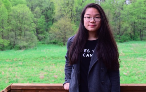 Fashion Profile: Sophia Chen '19