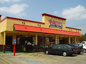 Fresh Chicken; Rotten Service: A Review of Popeyes by Mikail Syed