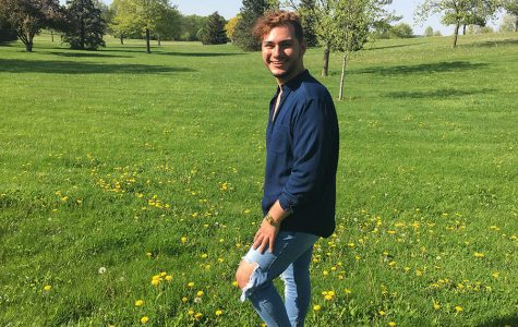 Antonio Clipperton's photo shoot