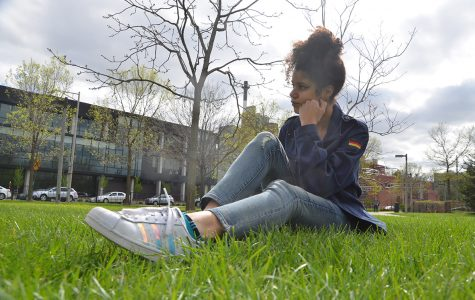 Fashion Friday: Emina Abdagic '17