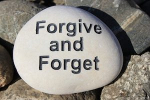 Breaking grudges, healing hearts