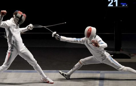 How fencing teaches you life lessons