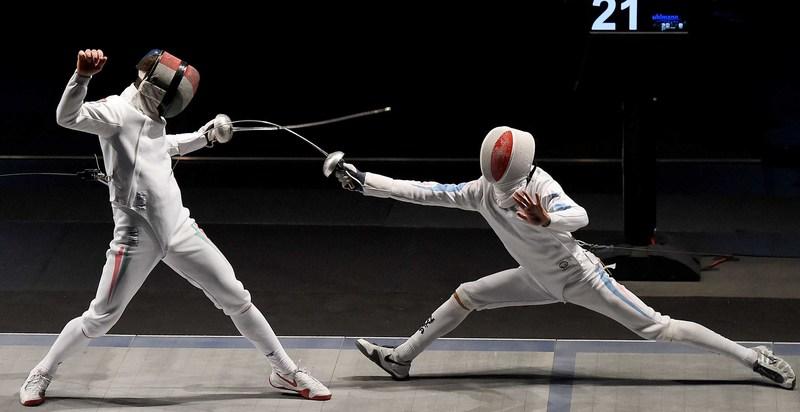 New+York+Fencing+Academy%2C+Fencing+Match