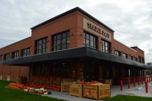 A new grocery store, a new way of life