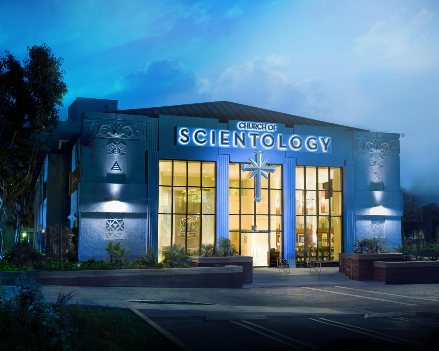 Photo by Scientology Media from creative commons used with permission.