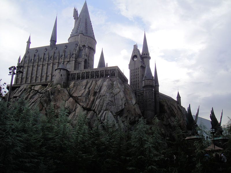 The Harry Potter books, ranked