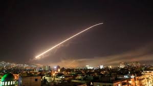 Strike on Syria