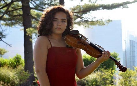 Katya Moeller a Violinist