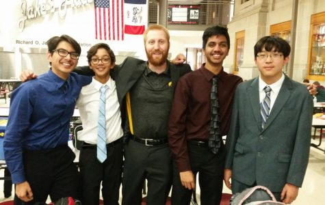 Speech and Debate team dominates East High