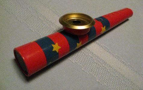 A kazoo