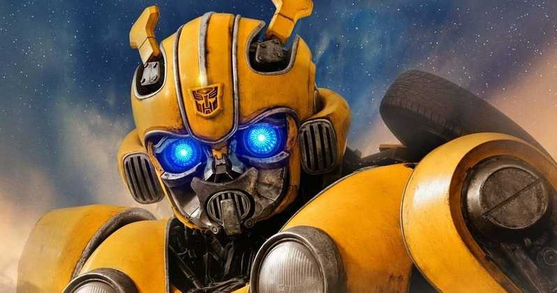 """""""Bumblebee"""" brings hope to the Transformers movies"""