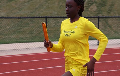 Senior Girls Top Runs