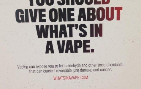 Vaping: the new plague?