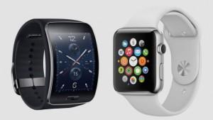 Samsung-gear-s-vs-Apple-Wat