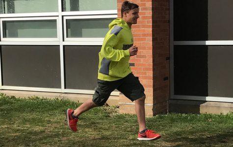 Running into the track season