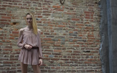 Mikaley Lenth photo shoot
