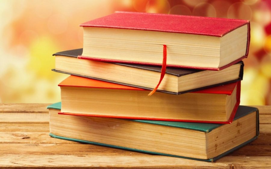 Five Books for Lazy Days