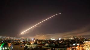 Strike on Syria