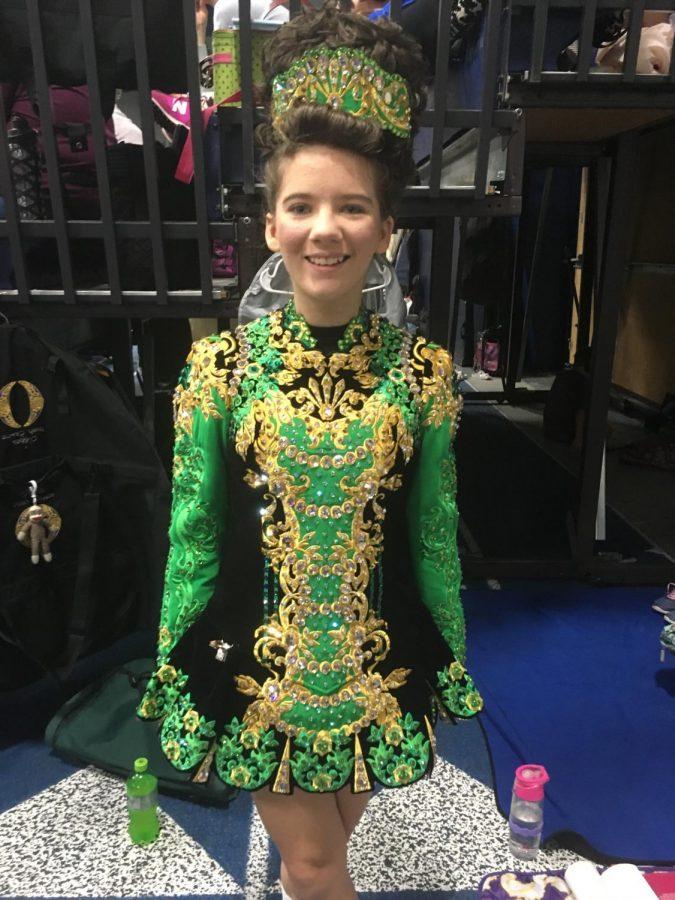 Maturing Through Irish Dancing