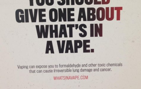 Vaping: the new plague?