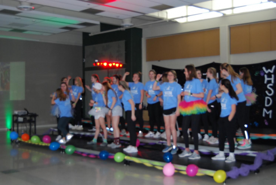 West High School Dance Marathon had its big event on January 19th, 2020. In total they raised $20,894.22. (Event)